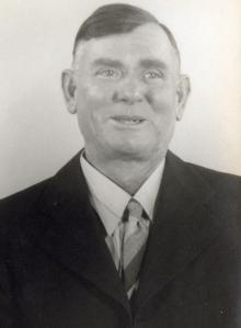 "Joseph Samuel ""Mr. Sam"" Warren"