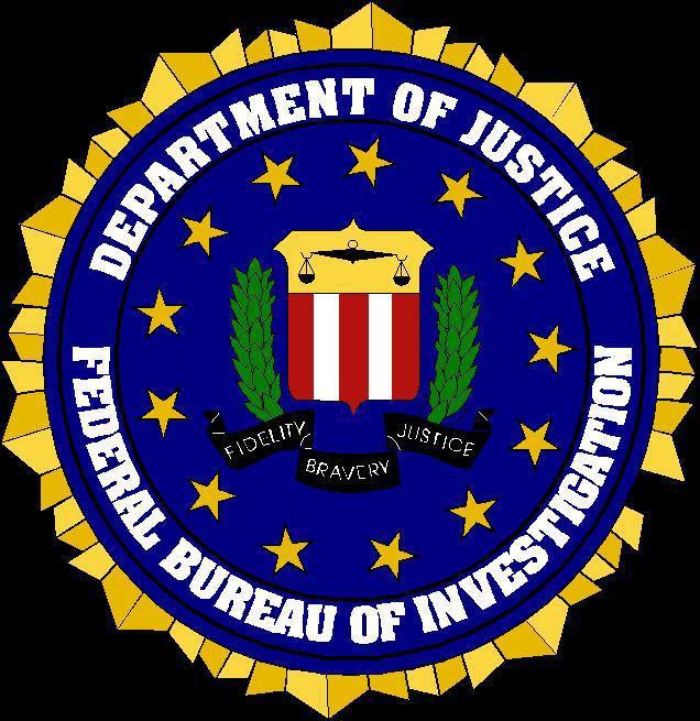 Fbi Badge Logo Images ...