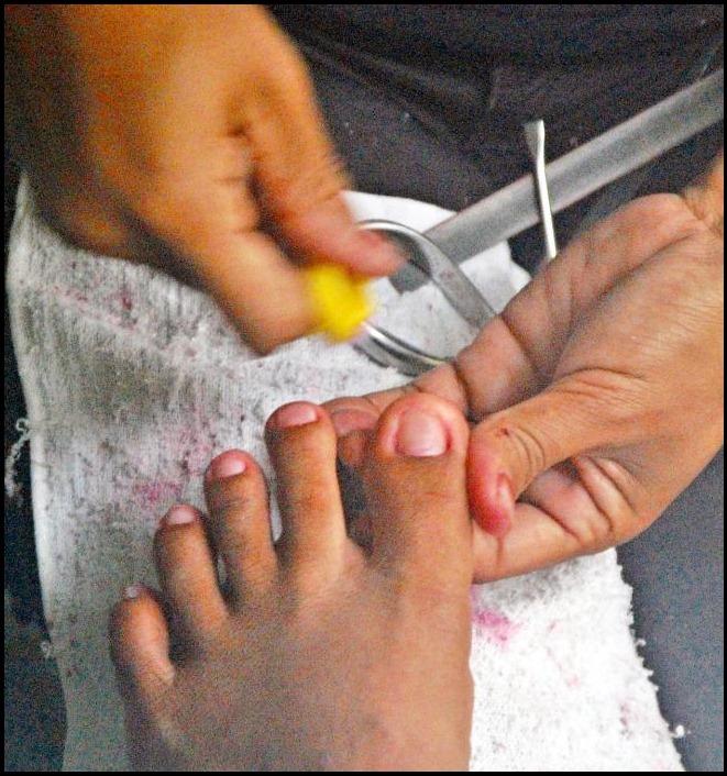 Nails by Paulina _Paulina Josefina_ 003 Photo by Samuel E Warren Jr