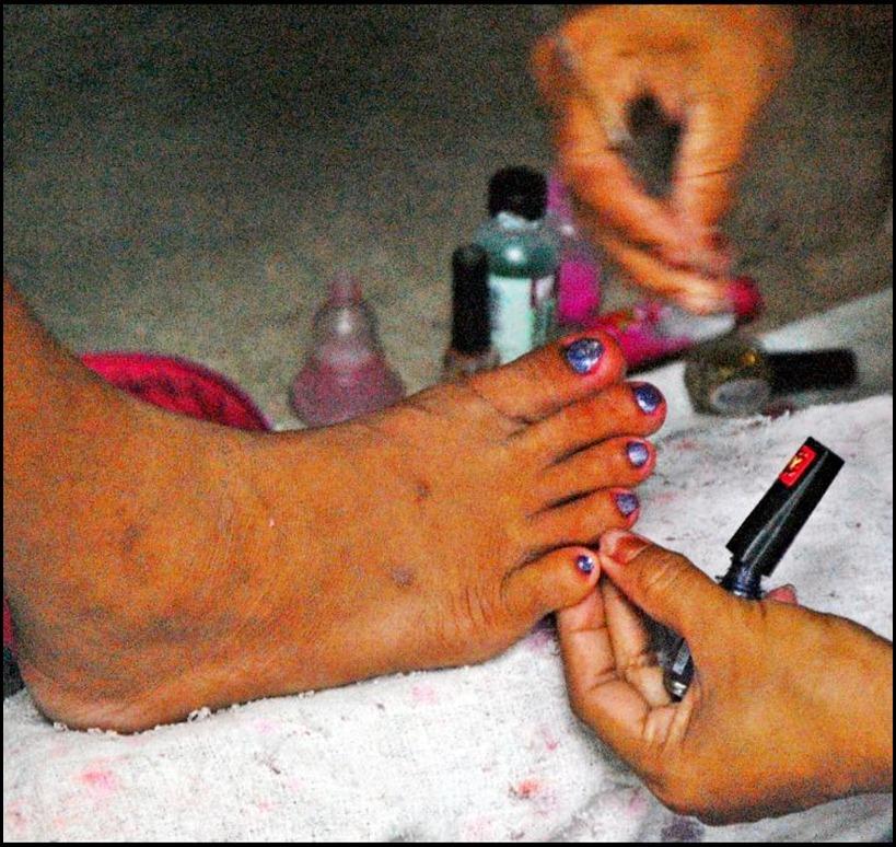 Nails by Paulina _Paulina Josefina_ 004 Photo by Samuel E Warren Jr