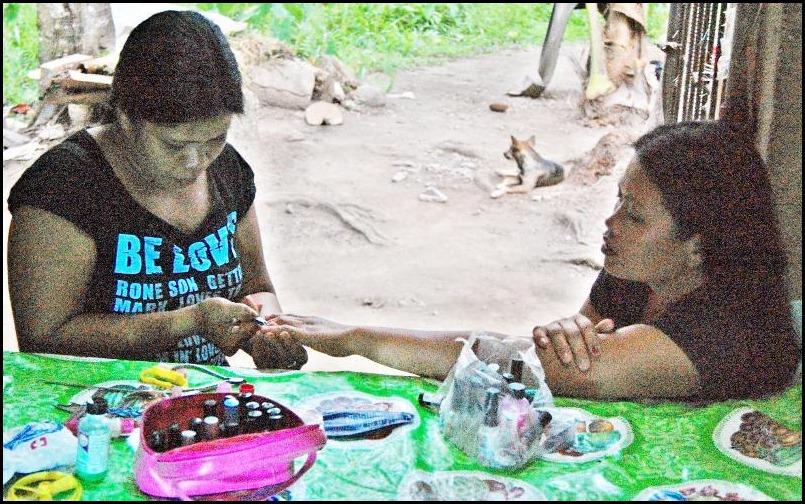 Nails by Paulina _Paulina Josefina_ 005 Photo by Samuel E Warren Jr