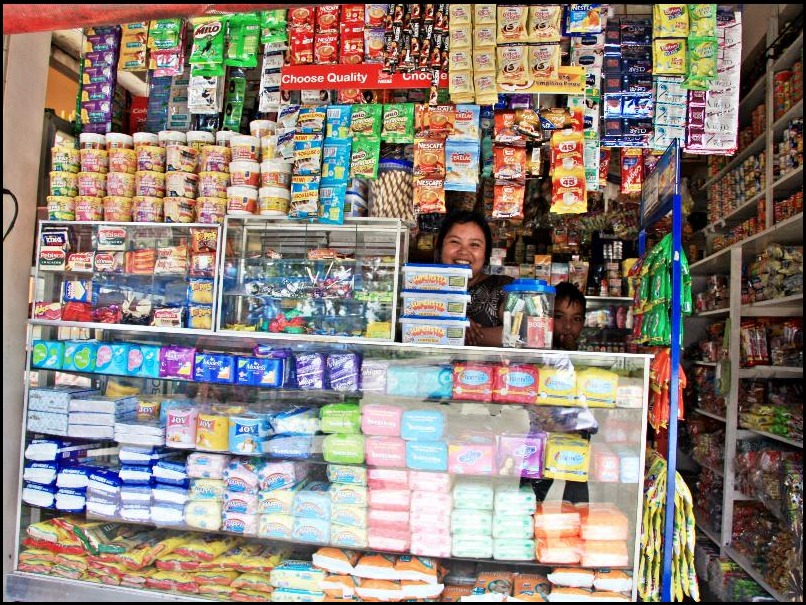 example of business plan for sari-sari store