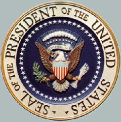 SEAL OF THE OFFICE OF THE PRESIDENT OF THE UNITED STATES