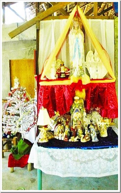 Christmas Shrine  Photo 2 by Samuel E. Warren Jr 036