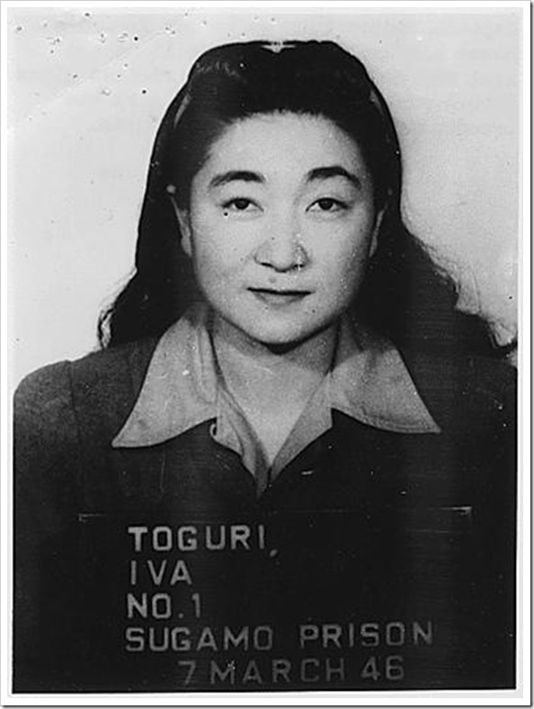 IVA TOGURI D AQUINO THE MOST FAMOUS OF THE TOKYO ROSE BROADCASTERS OF WORLD WAR II 6016850951_f4eabb0405_o_resized