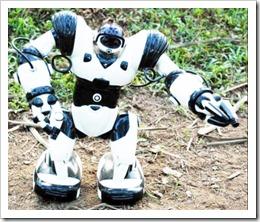 TOY ROBOT THUMBNAIL ONE