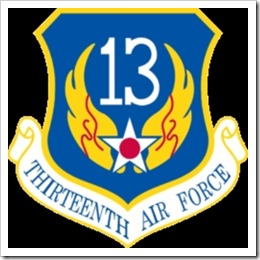 13th Air Force Crest Thumbnail