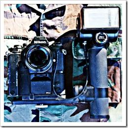 My Nikon F3 setup thumbnail