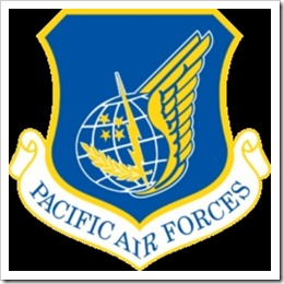 Pacific Air Forces Crest Thumbnail