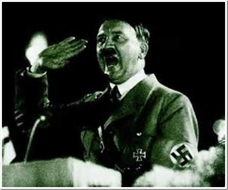 ADOLPH HITLER SPEAKS PHOTO_thCATH4HK9