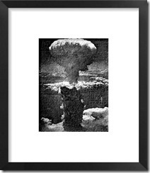 FotoSketcher - NAGASAKI NUCLEAR EXPLOSION PUBLIC DOMAIN PHOTO ICON