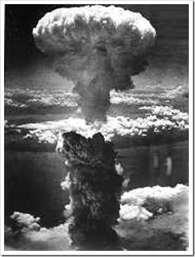 NAGASAKI NUCLEAR EXPLOSION PUBLIC DOMAIN PHOTO